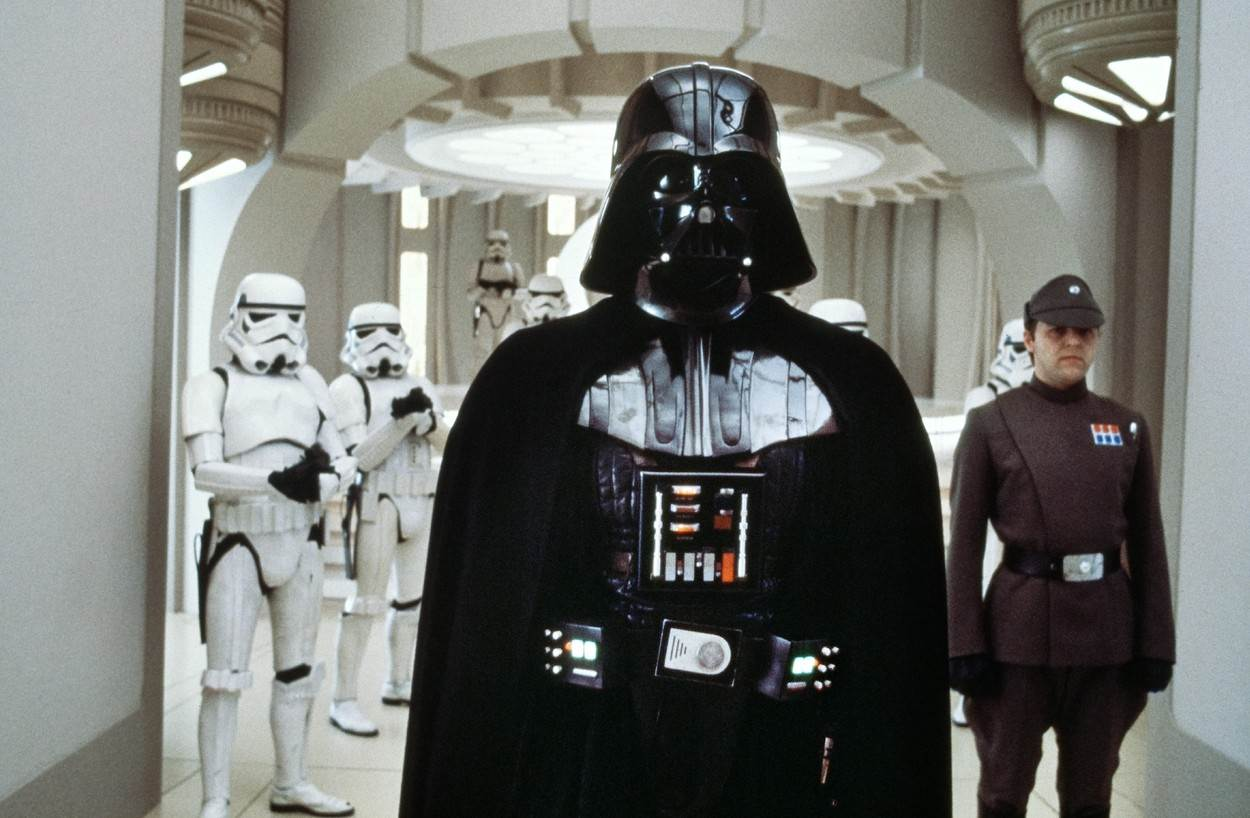 What Was Darth Vader's Rank in Star Wars?