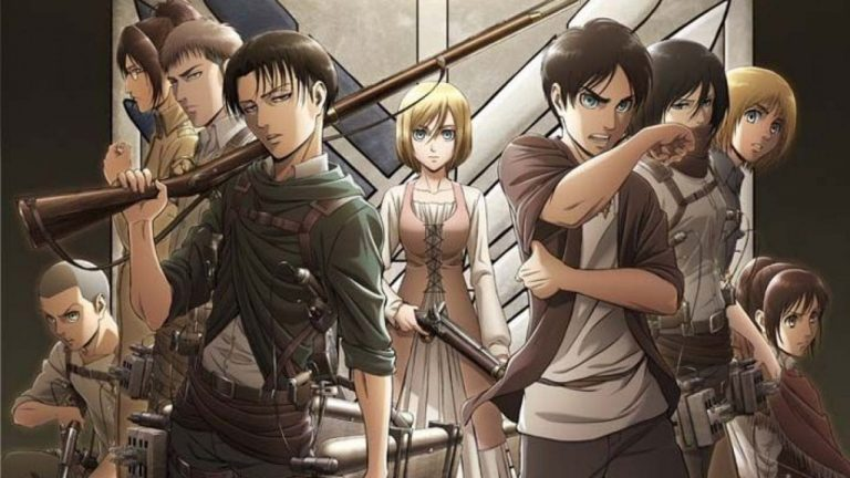 15 Best Attack on Titan Characters