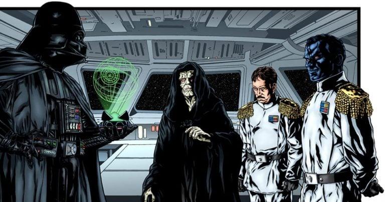 Does Thrawn Know Darth Vader is Anakin Skywalker?
