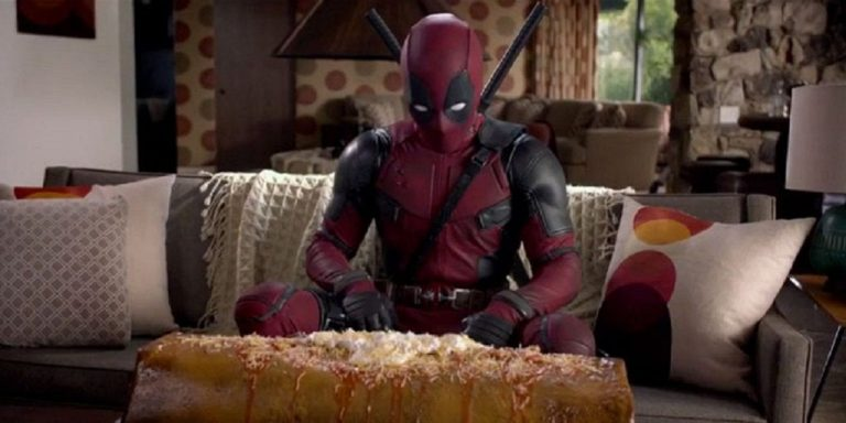 Why Does Deadpool Like Chimichangas?