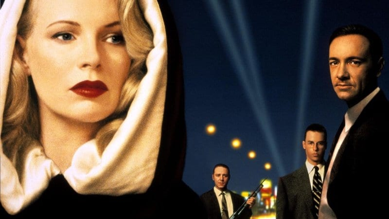 l.a. confidential - Murder Mystery Movies