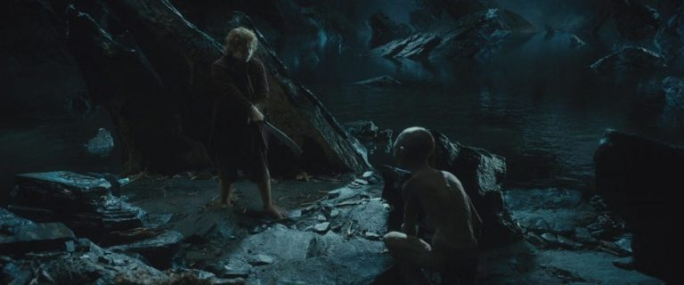How Does Gollum Guess that Bilbo Has the Ring?