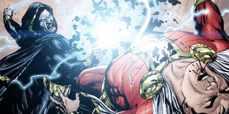 Is Black Adam Stronger than Shazam?