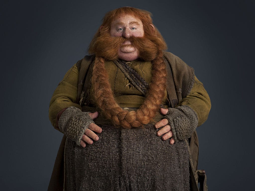 What Does Bombur Dream off?