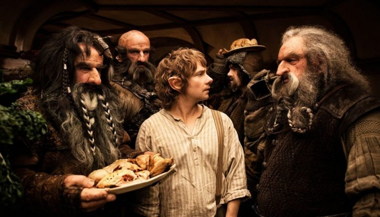 Similarities and Differences Between Dwarves and Hobbits