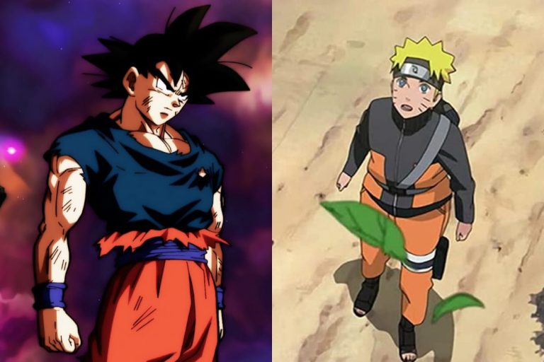 Son Goku vs Naruto: Who Would Win?
