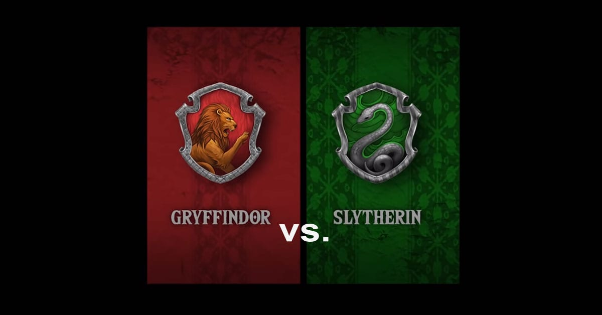 Gryffindor vs Slytherin: The Differences and Which One Is Better