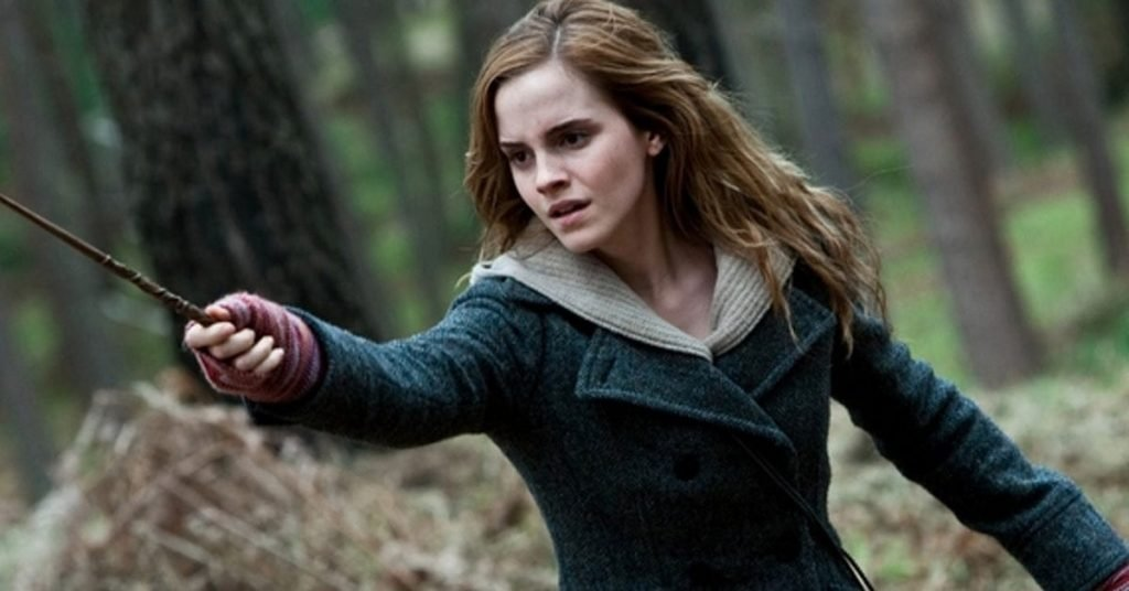 How Is Hermione A Witch?