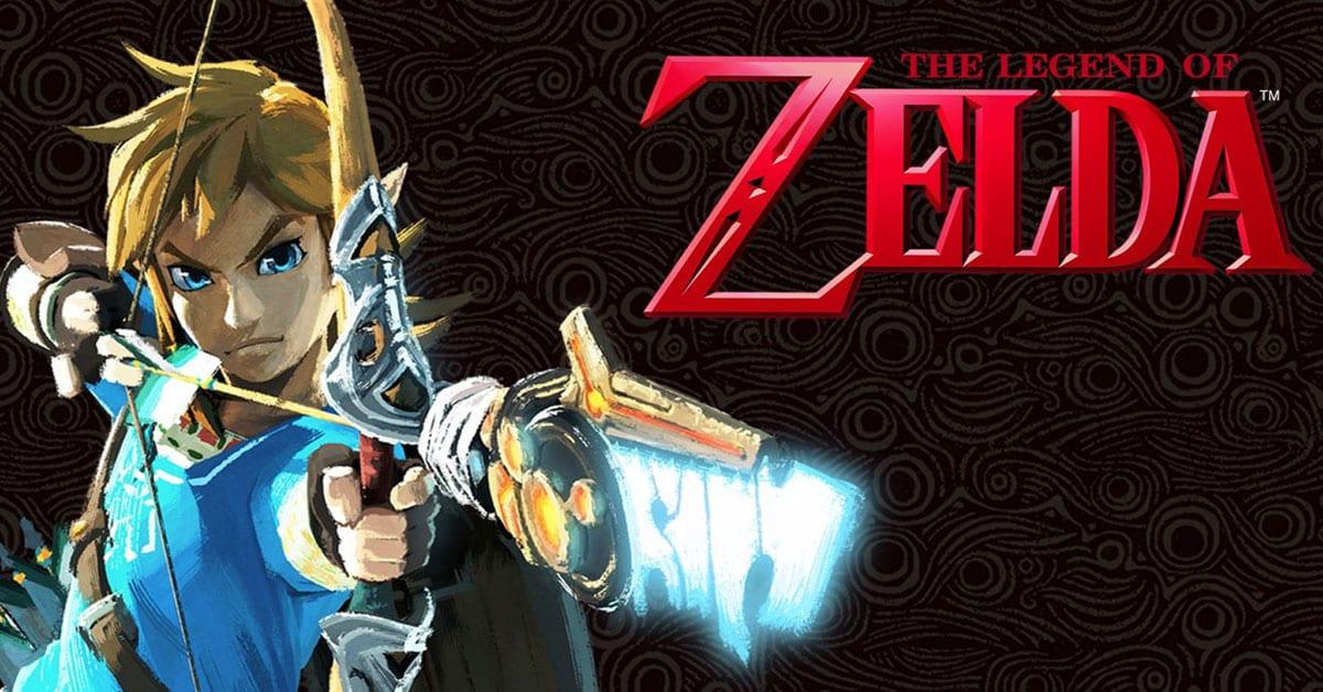 How Old Is Link In Each 'The Legend of Zelda'?