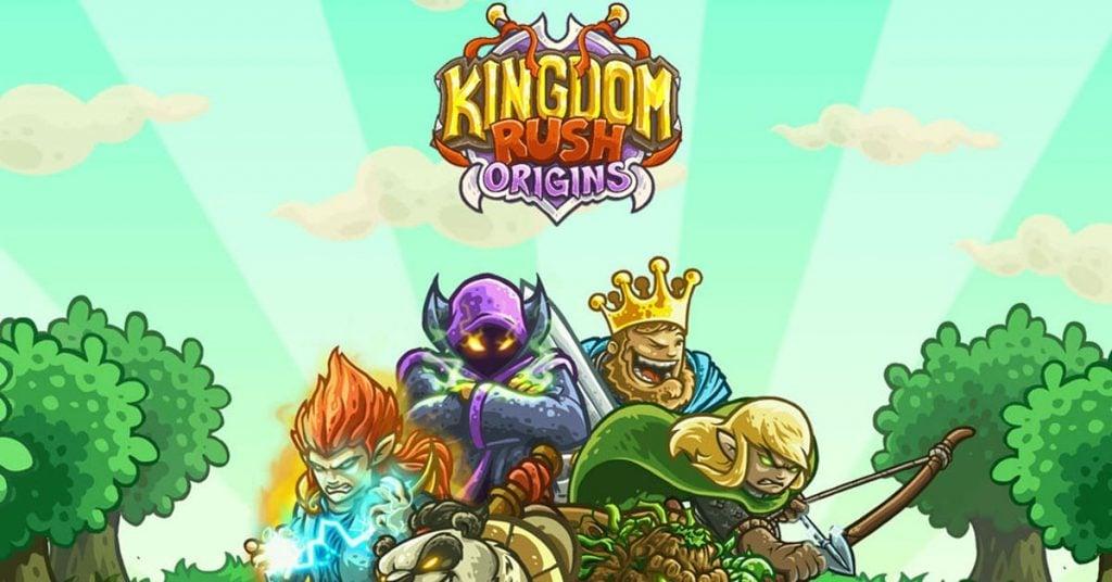 Kingdom Rush: Best Heroes of Each Title (Original, Frontiers, Origins, Vengeance)