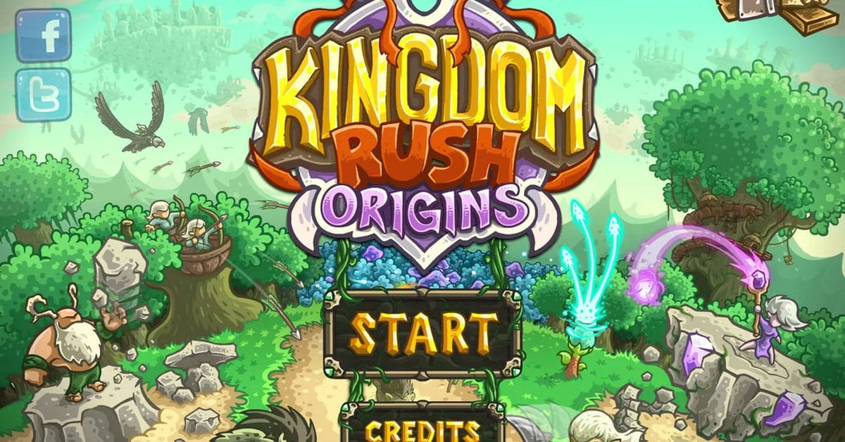 Kingdom Rush: Best Towers of Each Title (Original, Frontiers, Origins, Vengeance)