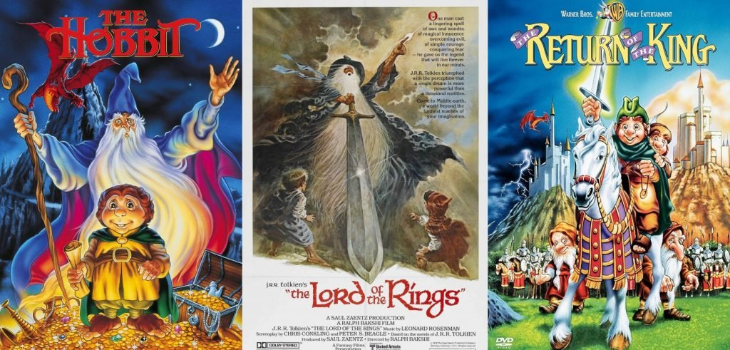 How Many Animated The Lord of the Rings Movies Are There?