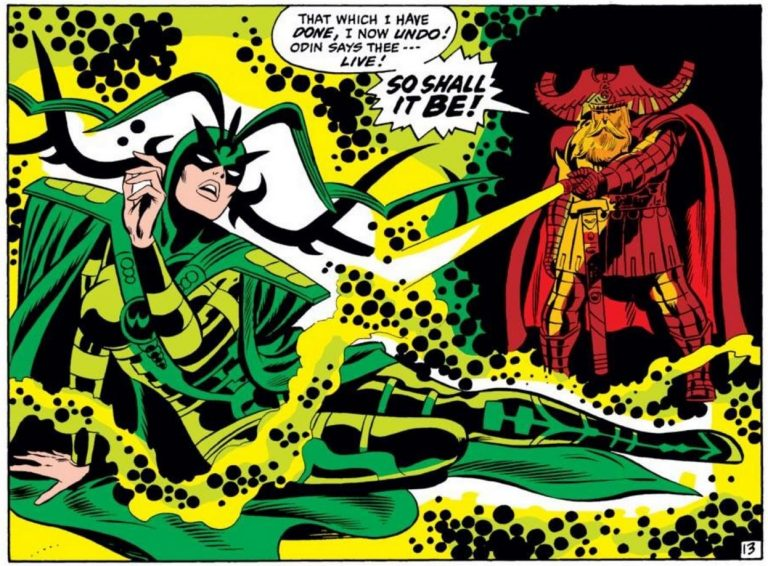 How Did Odin Defeat Hela?