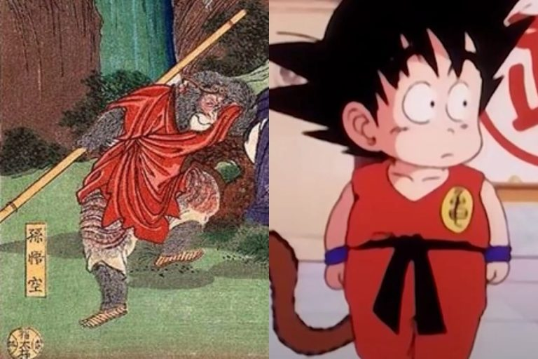 Son Goku vs Sun Wukong: Who Would Win?