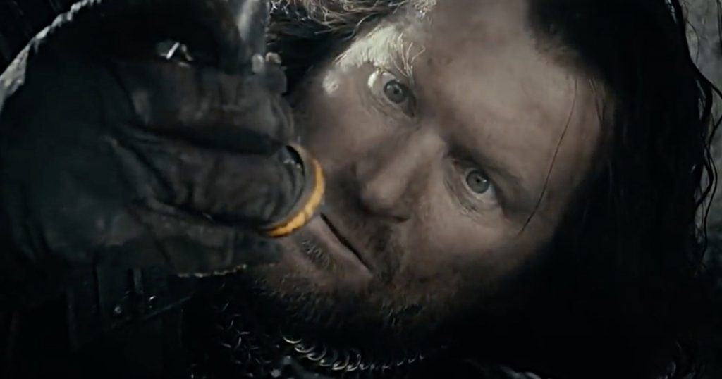 What Would Have Happened Had Isildur Destroyed the One Ring?