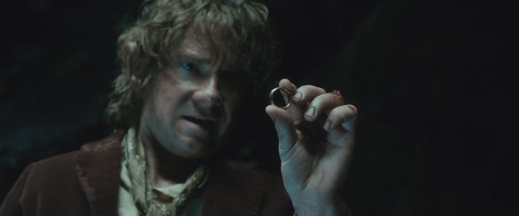 Why Is it Good that Bilbo Baggins Lost His Matches?