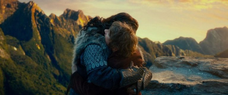 What Does Thorin Give Bilbo Baggins?