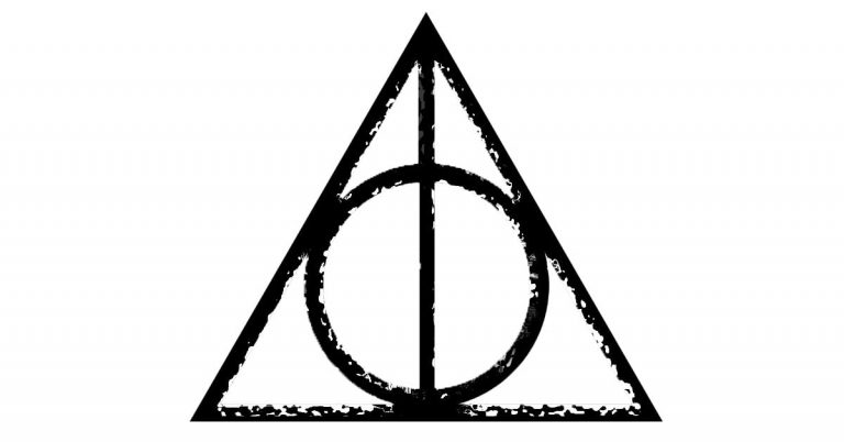 What Does the Deathly Hallows Symbol Mean?