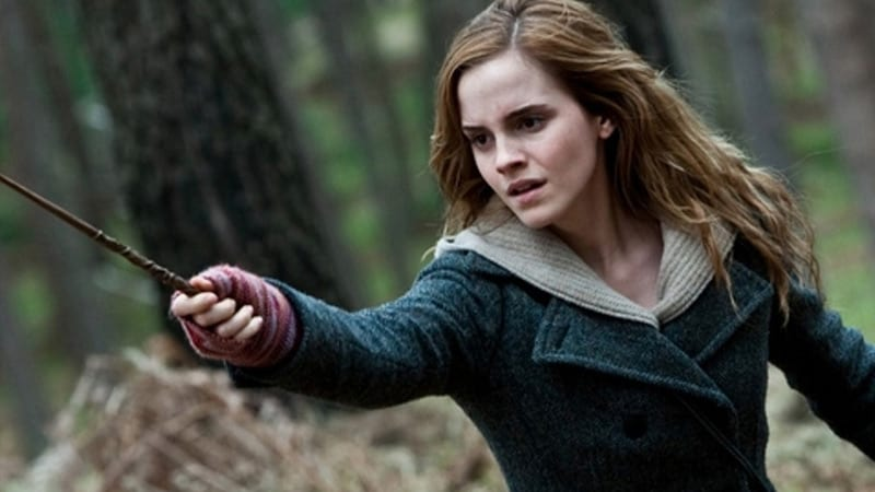 What is Hermione's Wand Made of?
