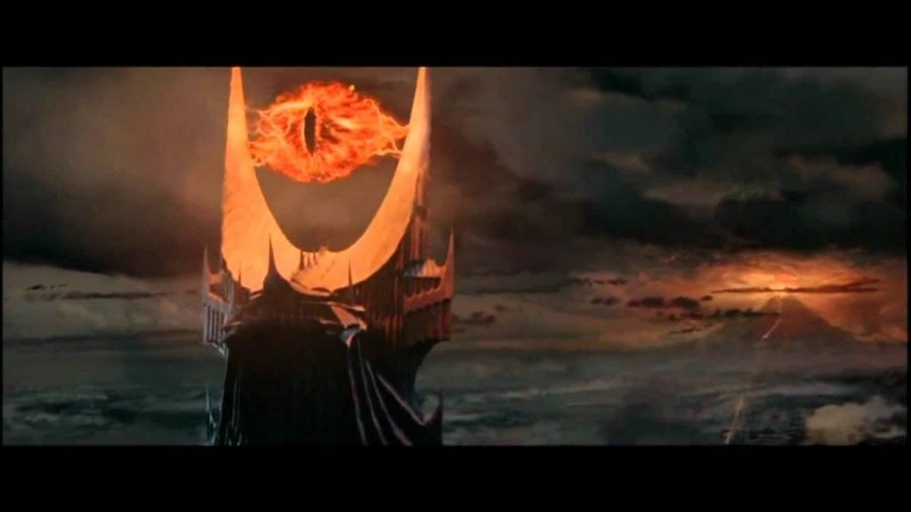 Where Was Sauron During The Hobbit and The Lord of the Rings?