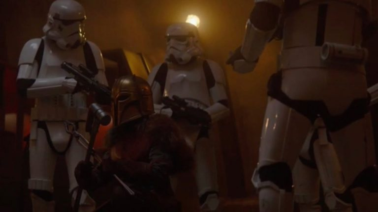 Clone Troopers/Stormtroopers vs Mandalorians: Who Is the Better Fighter?