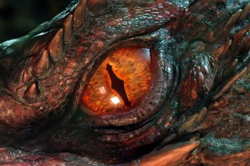 Were Sauron and Smaug Working Together?