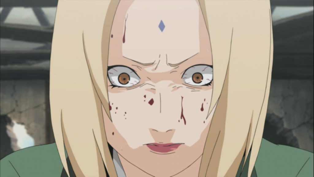 Does Tsunade Die in Naruto?