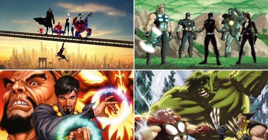 15 Best Marvel Animated Movies Ranked