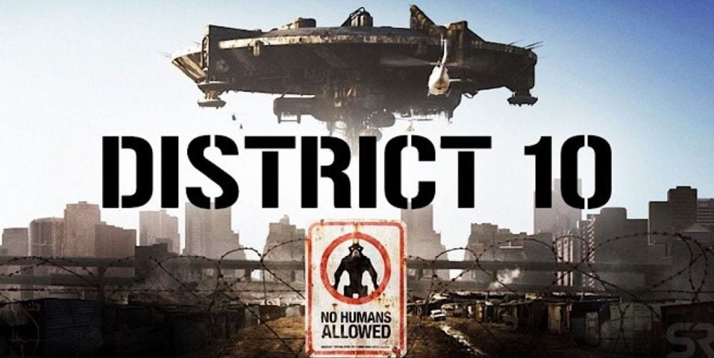 Neill Blomkamp has announced District 10!