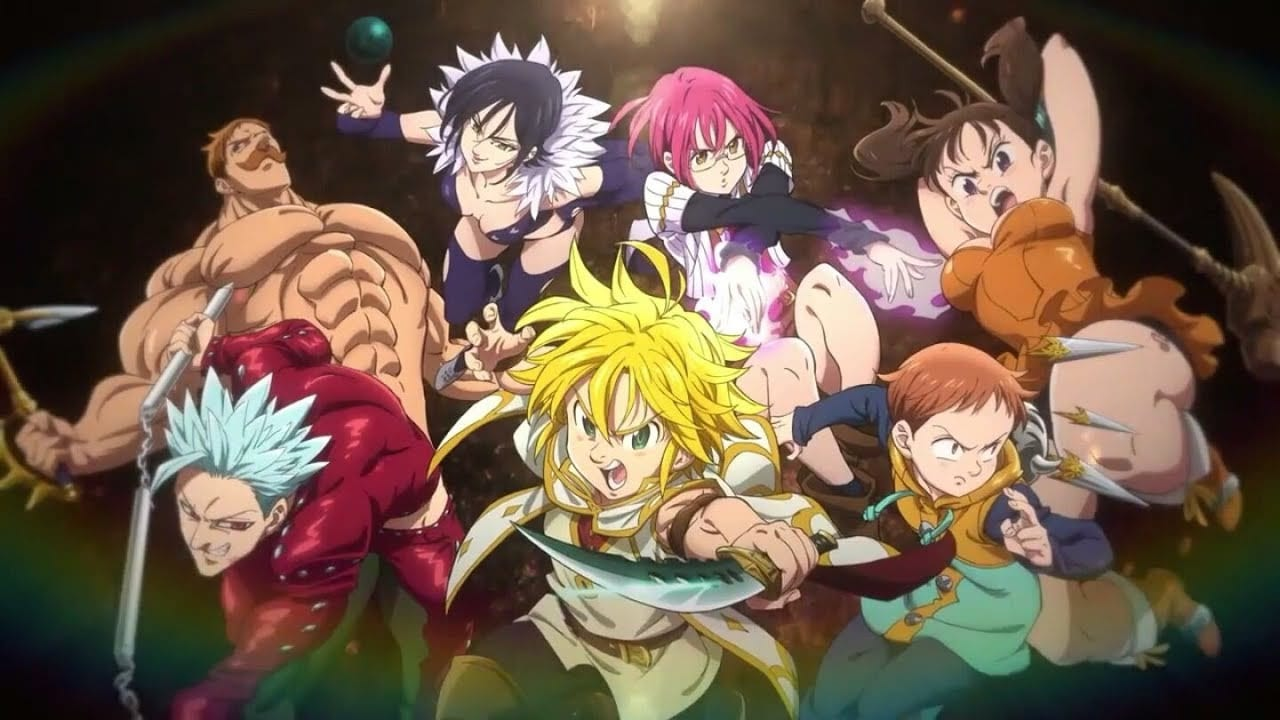 Is The Seven Deadly Sins the Movie: Prisoners of the Sky Canon?