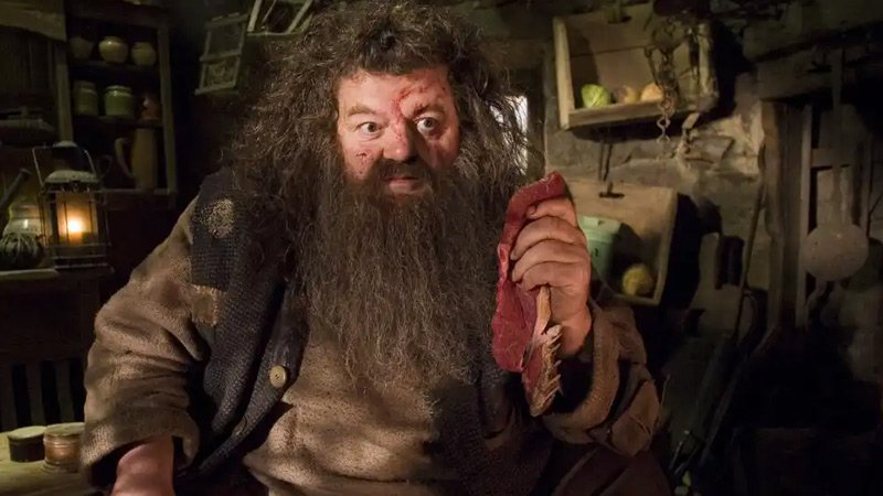 Does Hagrid die in Harry Potter and the Deathly Hallows?