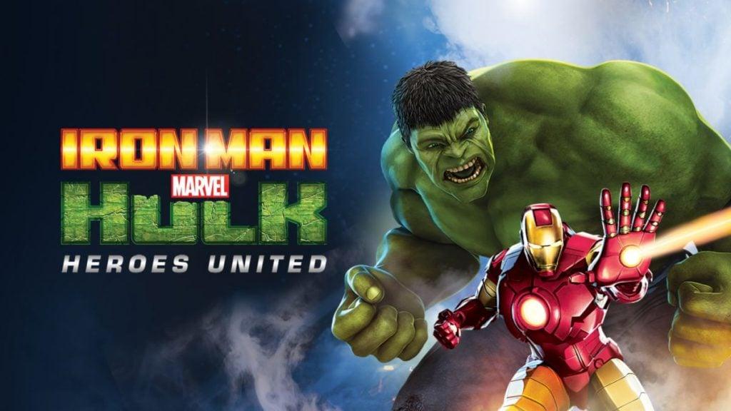 Iron Man & Hulk: Heroes United (2013) - Best Marvel Animated Movies