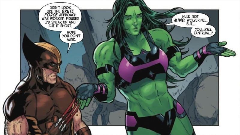 Is Hulk Stronger Than She Hulk?