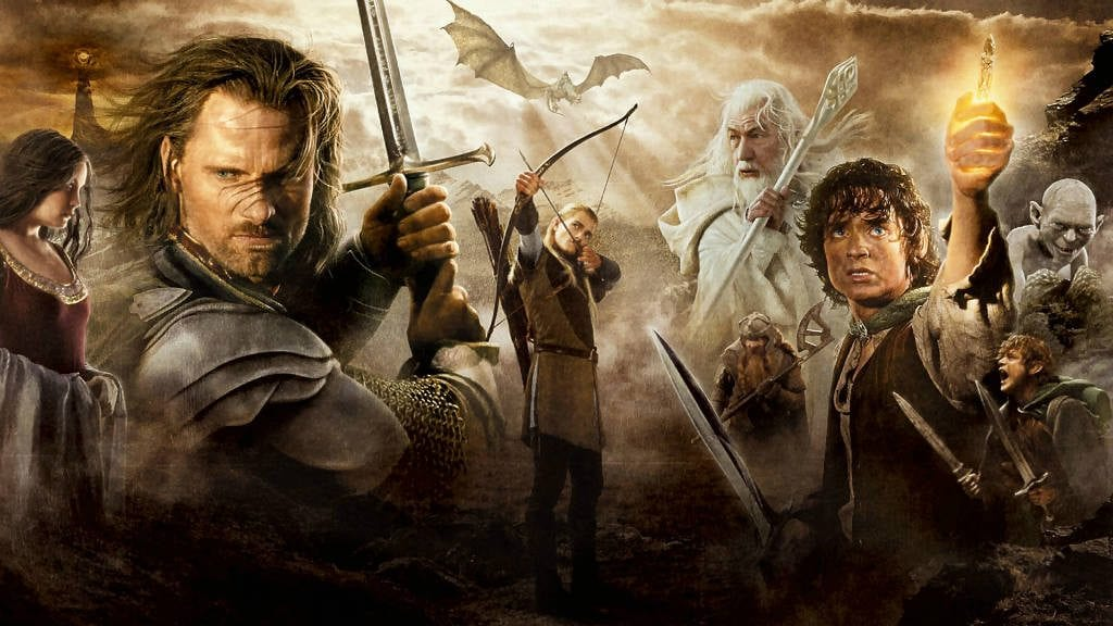 Lord of the Rings Trilogy (2001, 2002, 2003)