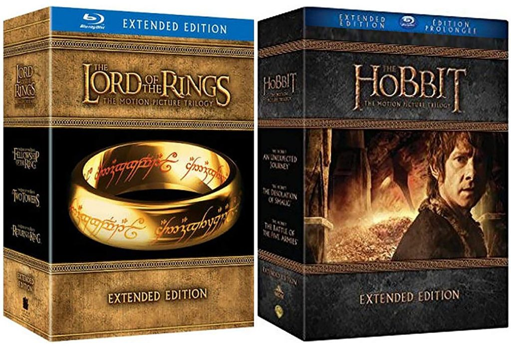 How Long Are All The Lord of the Rings and The Hobbit Movies Combined?