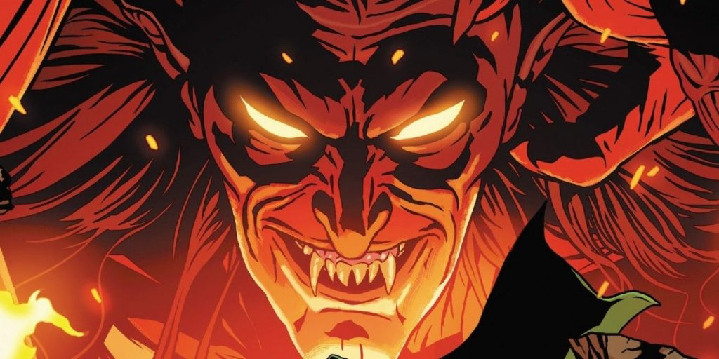 Marvel's Mephisto: 10 Things You Need to Know About This Hellish Villain