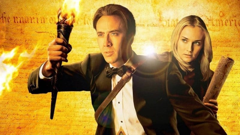 National Treasure (2004)