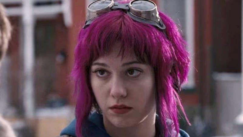 Ramona Flowers - Characters With Purple Hair