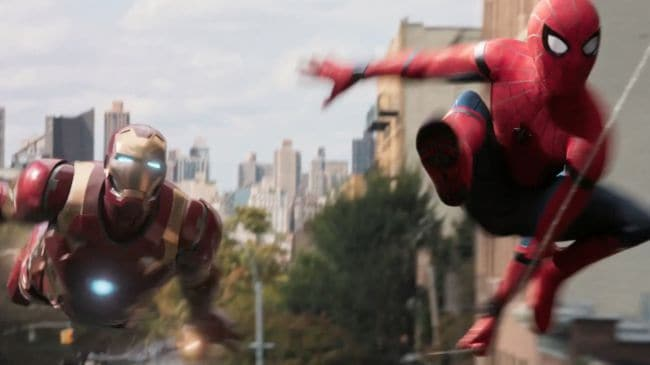 Spider-Man: Homecoming (2016)