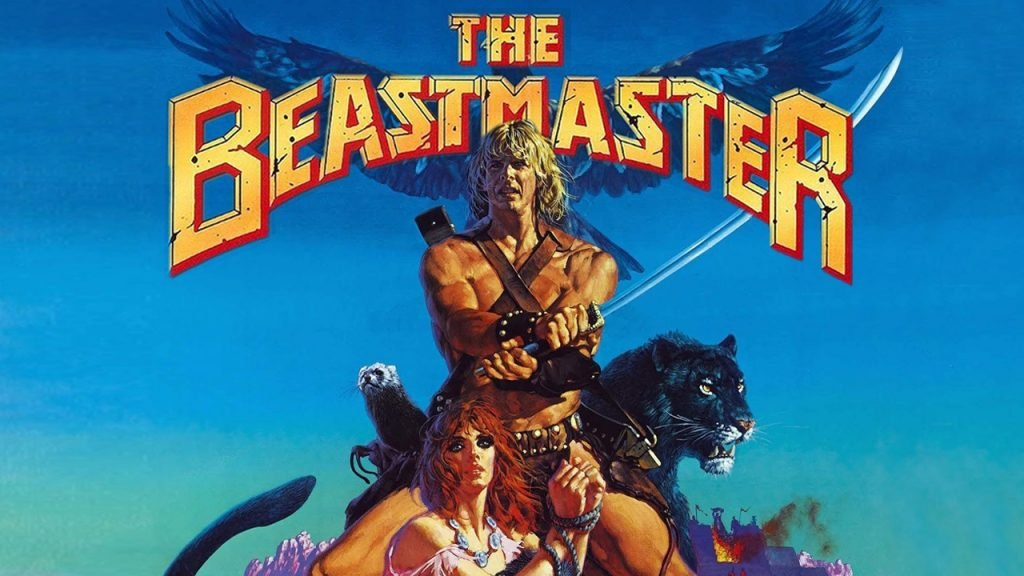 The Beastmaster (1982) - Best Sword And Sorcery Movies