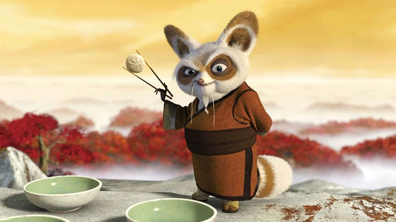 What is the Wuxi Finger Hold From the Kung Fu Panda Movie?