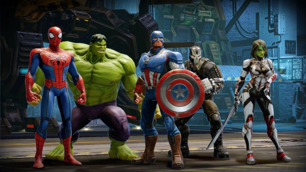 10 Best Marvel Mobile Games (Android & iOS)
