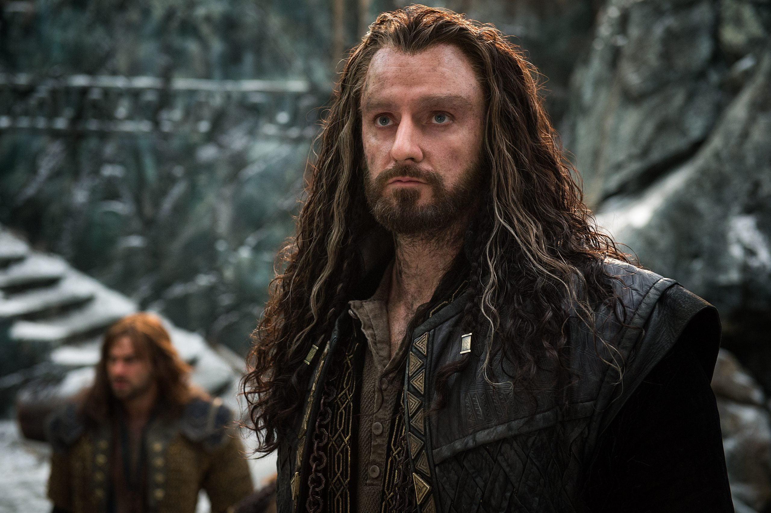 What Did Elrond Say to Thorin in Elvish?