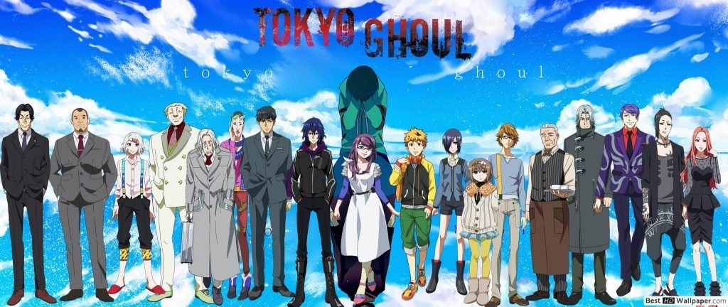 Tokyo Ghoul: The Complete Watch Order