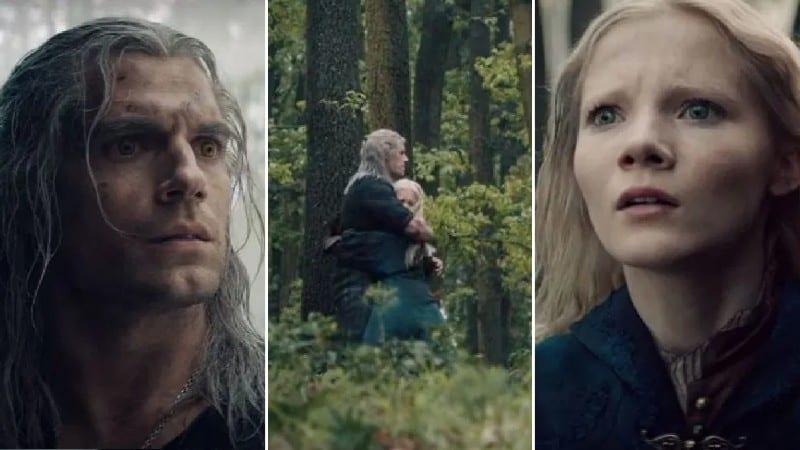 Is Ciri Stronger Than Geralt