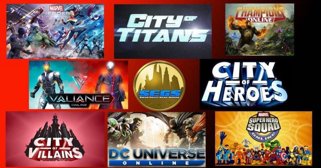 10 Best Superhero MMOs (2021)