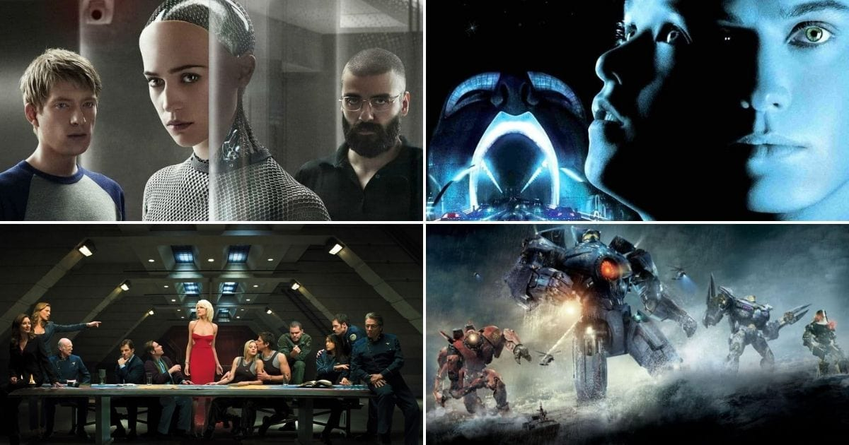 50 Best Robot Movies and TV Shows of All Time