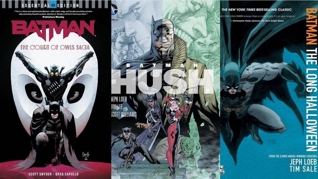 20 Best Batman Non-Graphic Novels