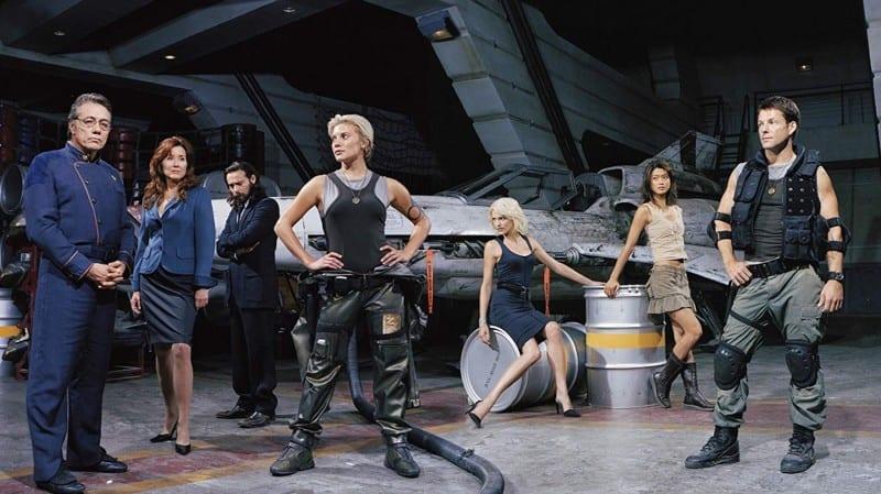 Battlestar Galactica Watch Order