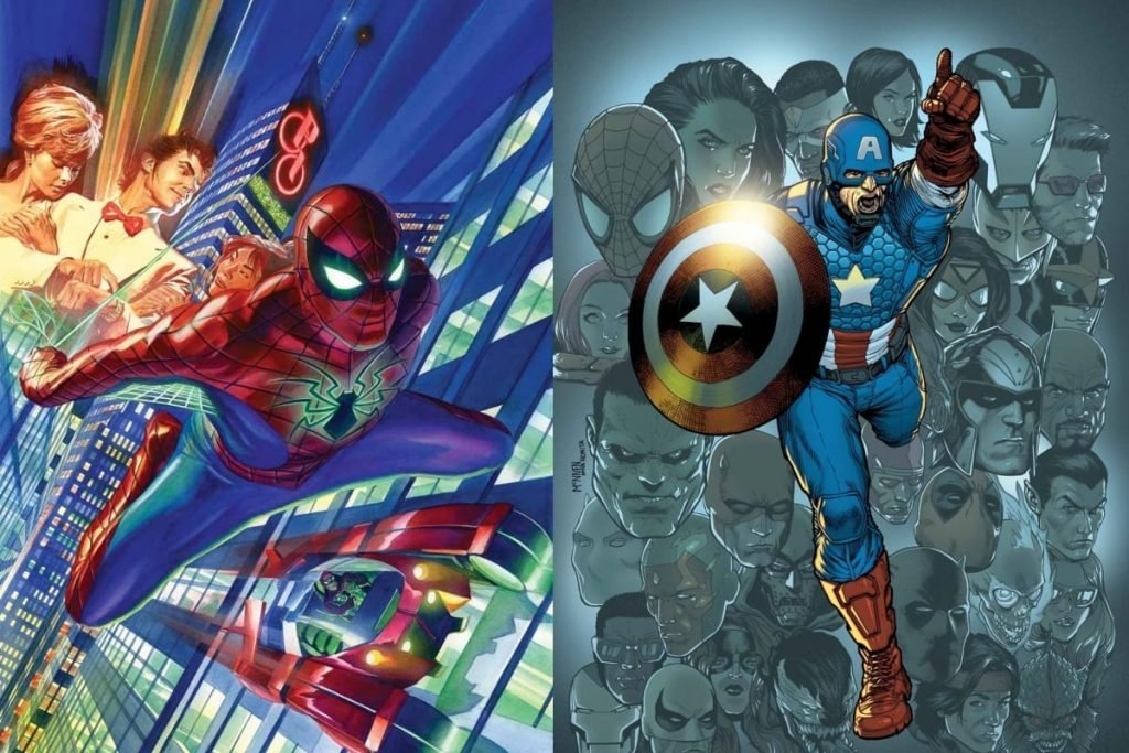Captain America vs Spider-Man: Who Would Win?